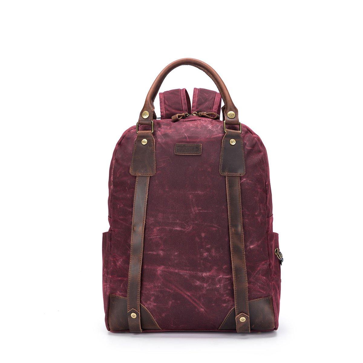 Maker's Canvas Backpack
