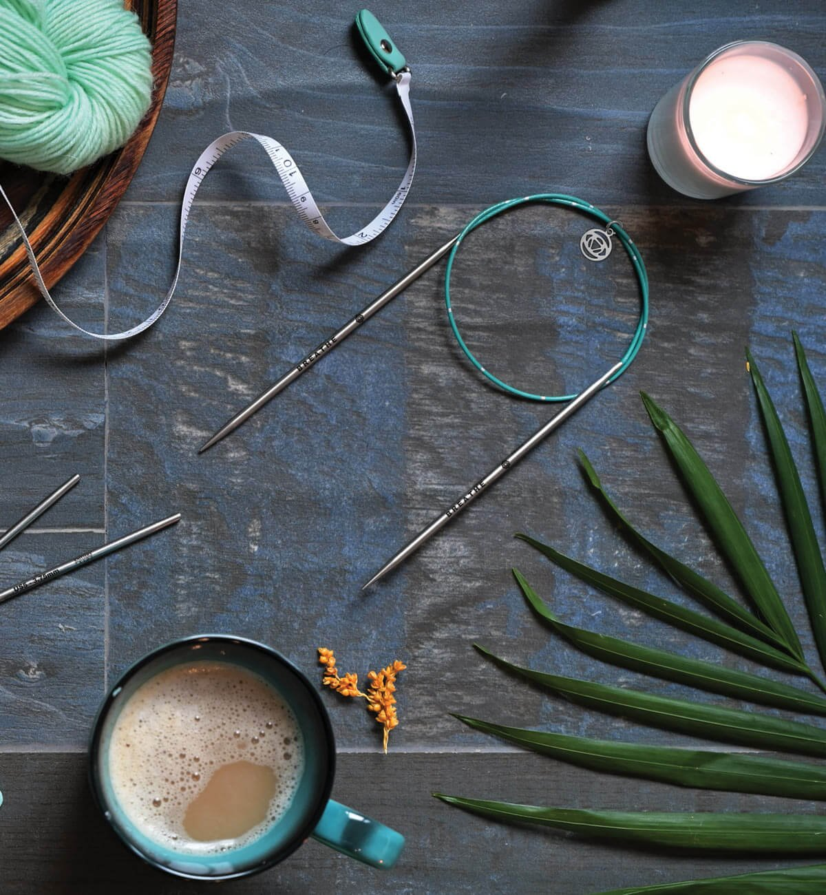 Mindful - 16 Lace Fixed Circular Needles