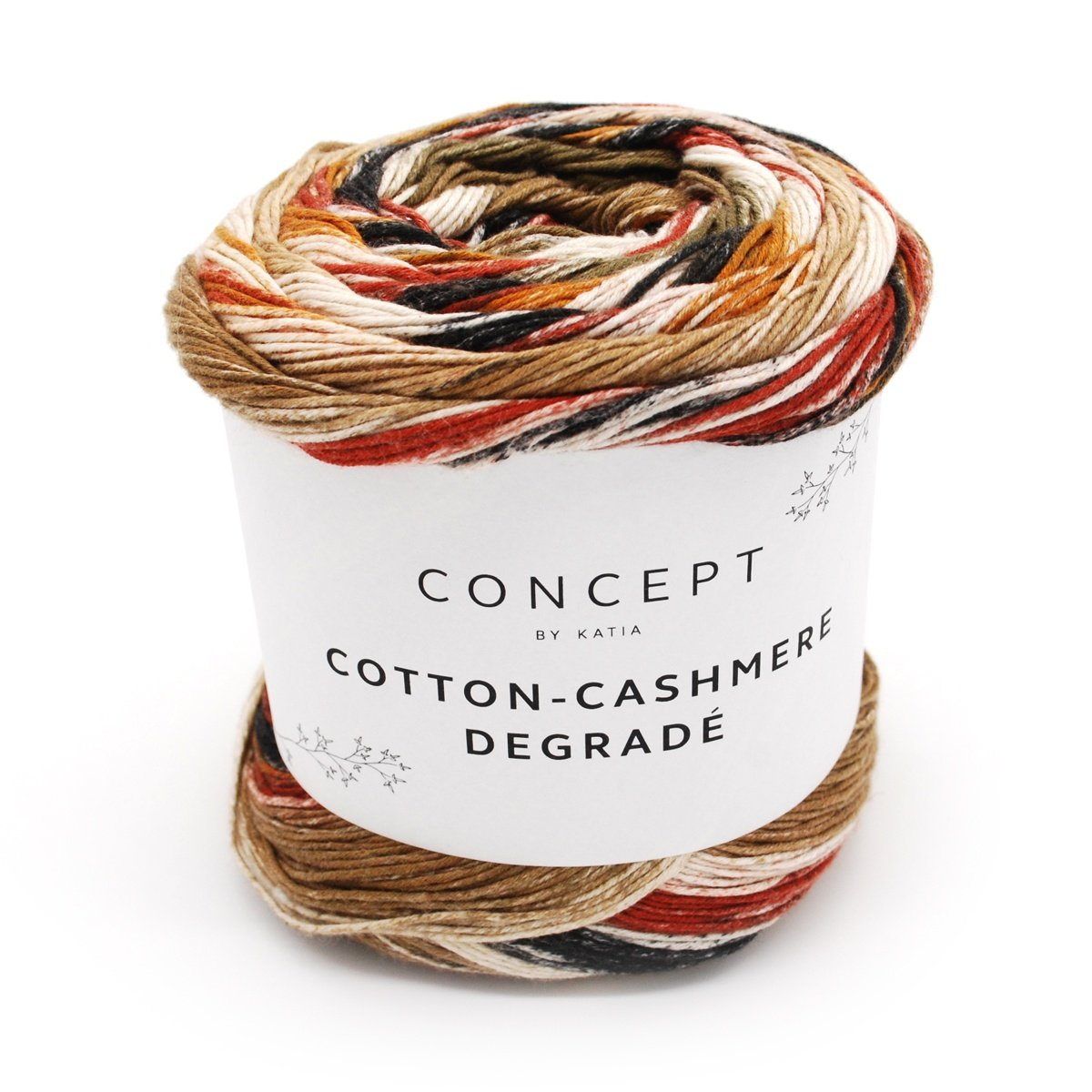 Cotton-Cashmere Degrade