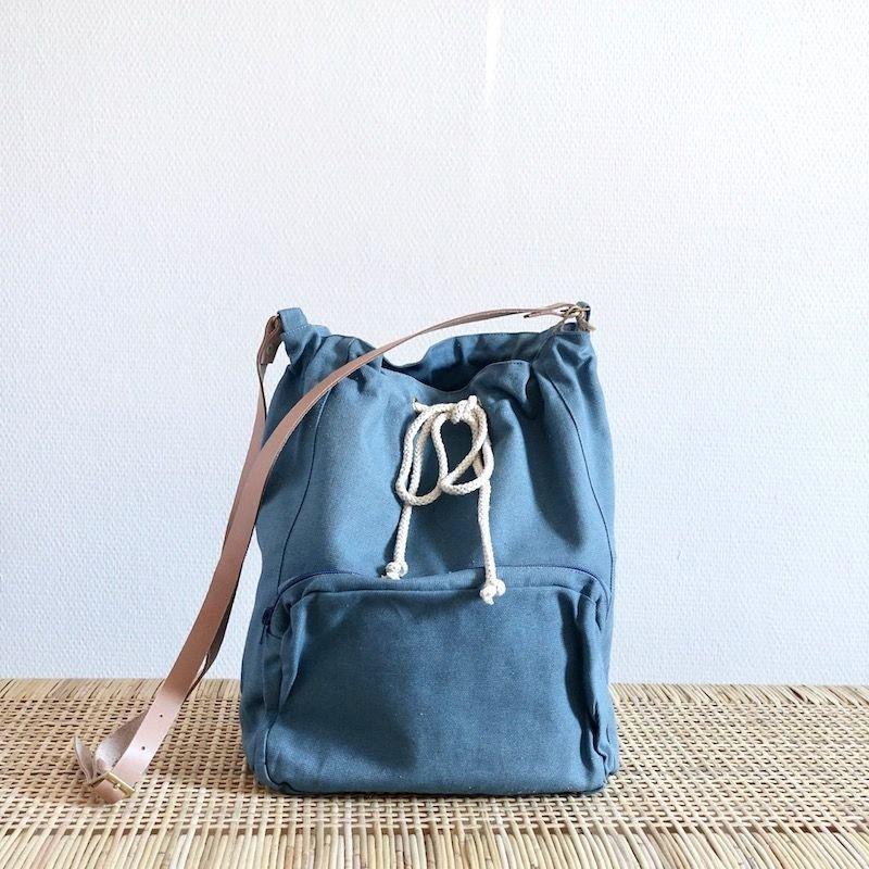 Plystre Crossbody Project Bag