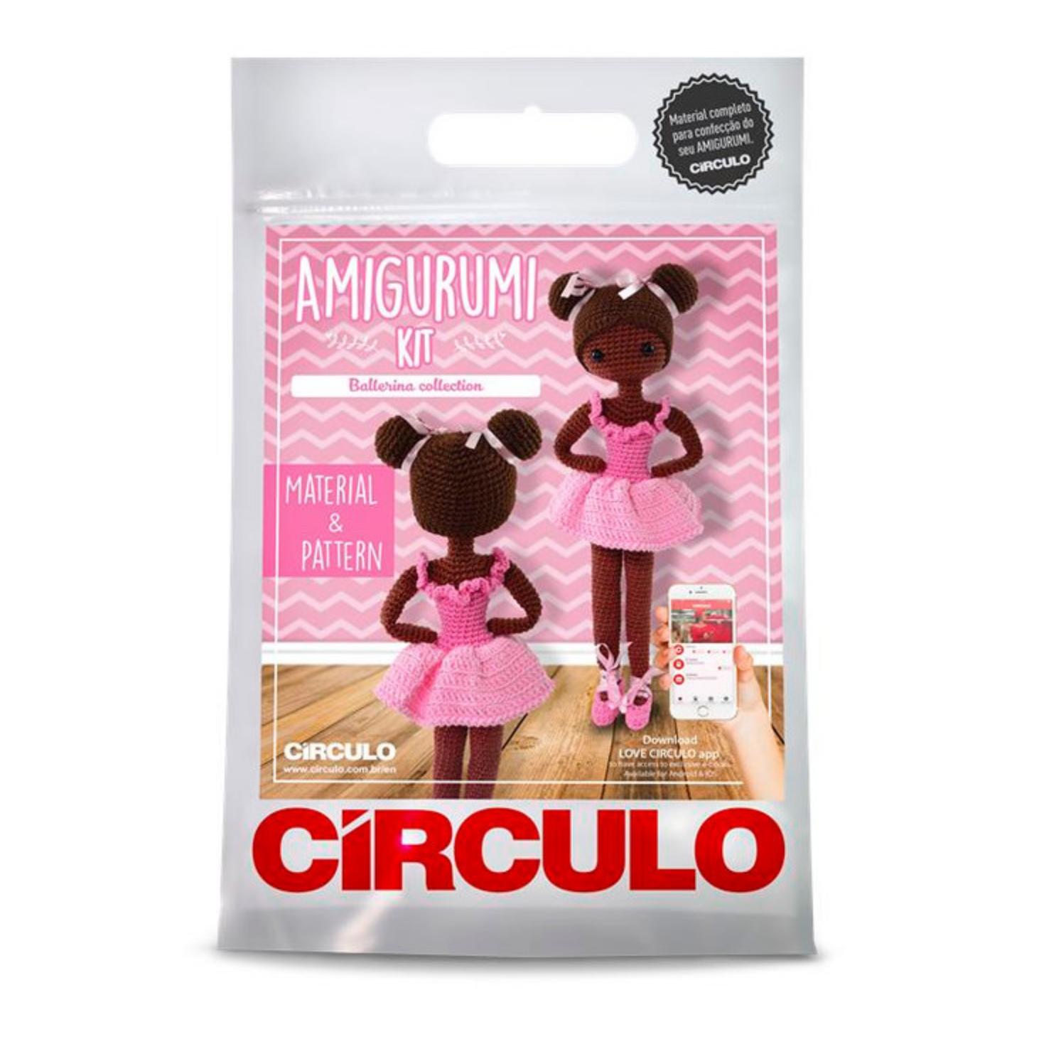 Amigurumi Ballerina Kits