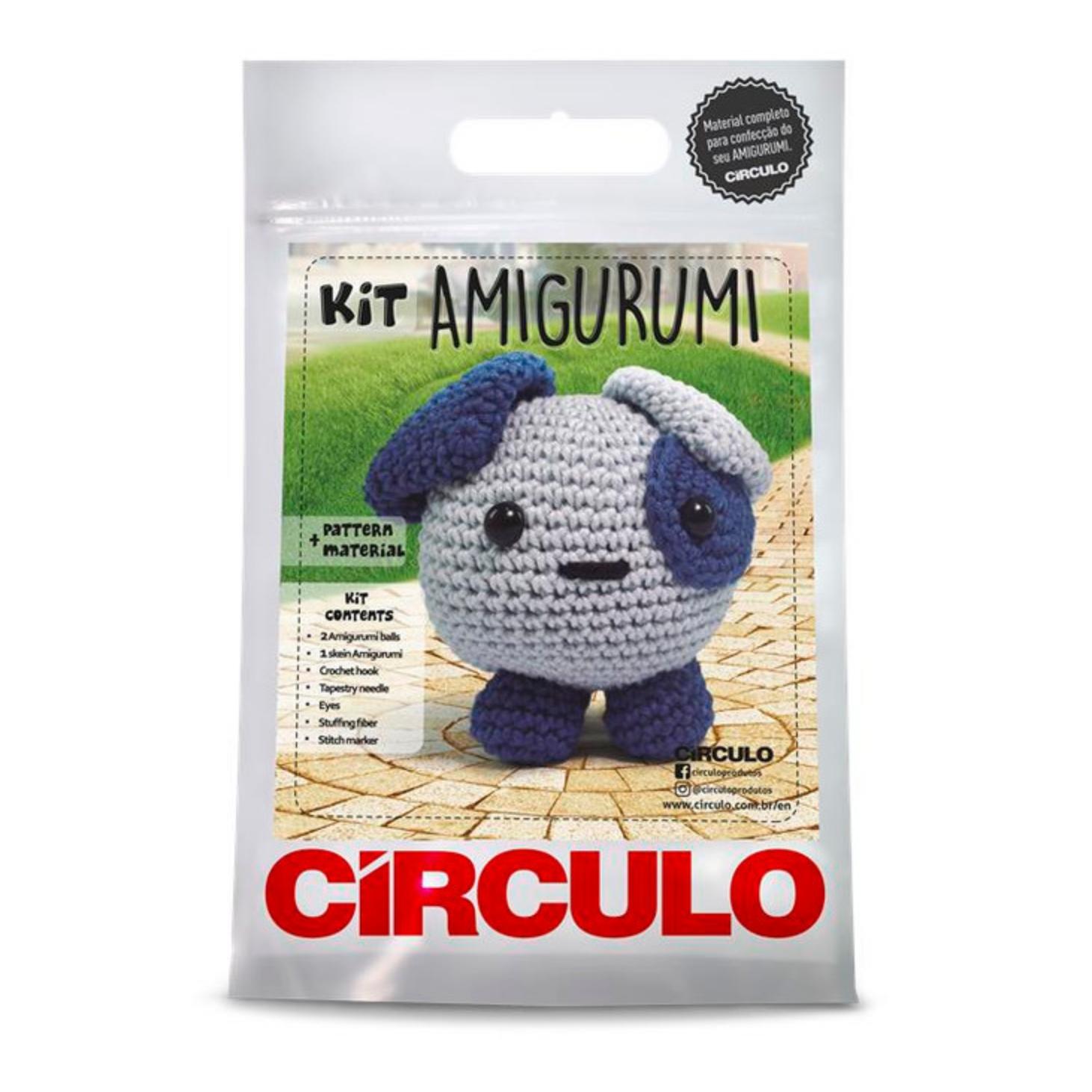 Animal Ball Amigurumi Kits