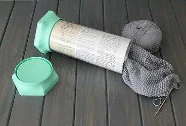 Yarn Valet Yarn Pattern Holder
