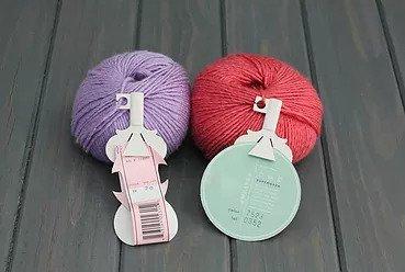 Yarn Valet Yarn Keys Label Clip