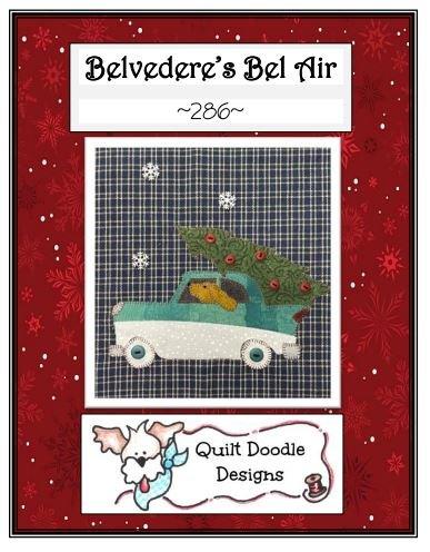 Belvederes Bel Air Packaged Pattern