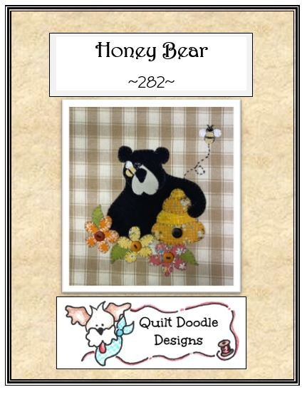 Honey Bear Packaged Pattern