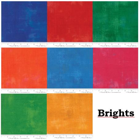 Grunge Bundle Brights
