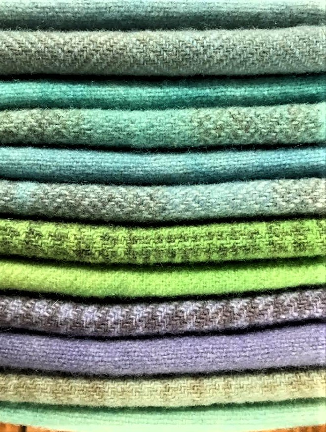 12 Piece-Cool Color Stack