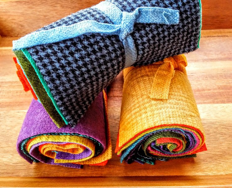 Dirty Dozen Wool Pack-Multi Colored