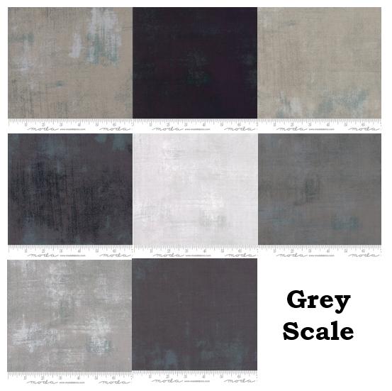 Grunge Bundle Grey Scale
