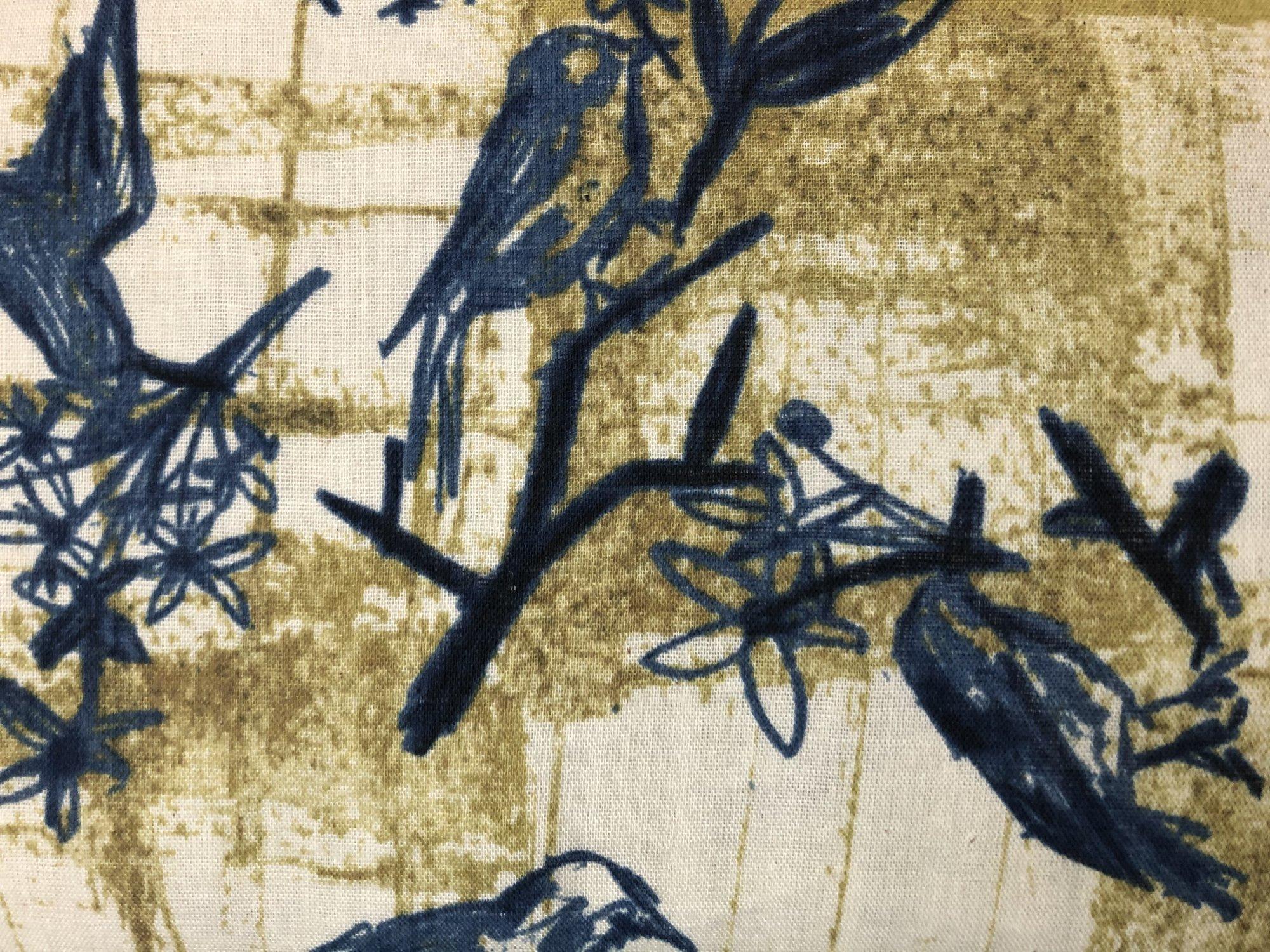 Kokka DG Tan Birds