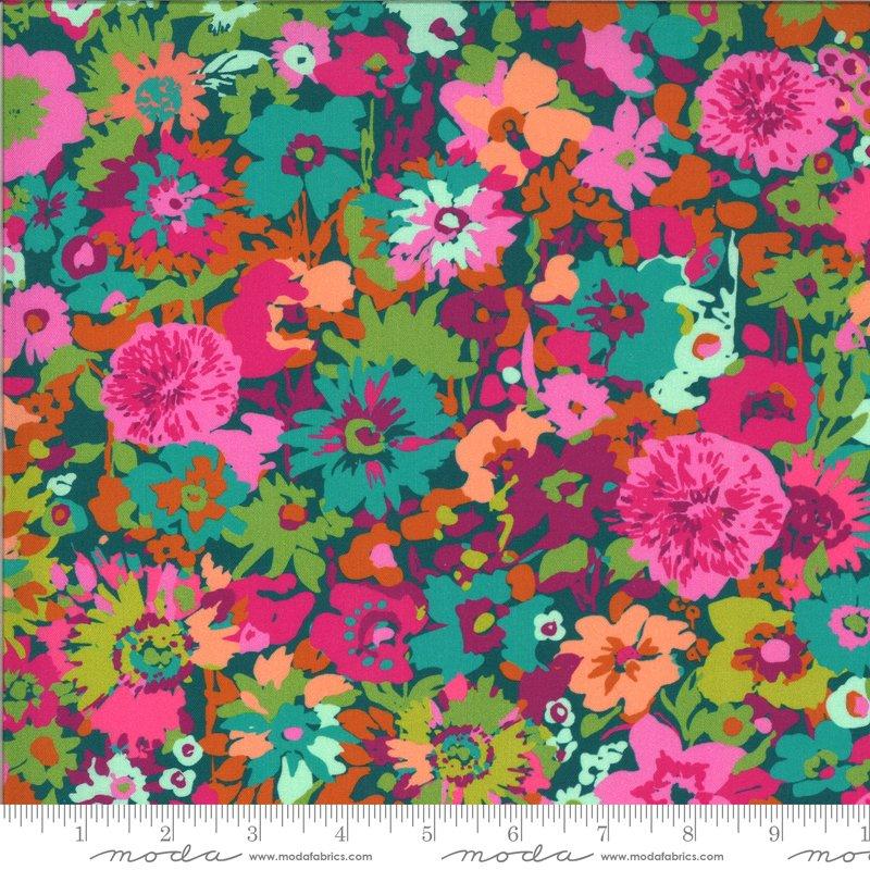 Kasada Flower Field Teal_11861 13