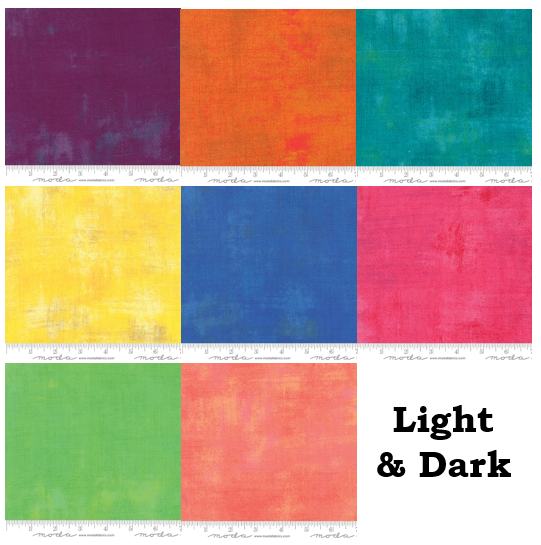 Grunge Bundle Light and Dark