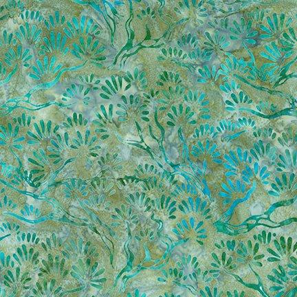 Sakura Batik Spruce
