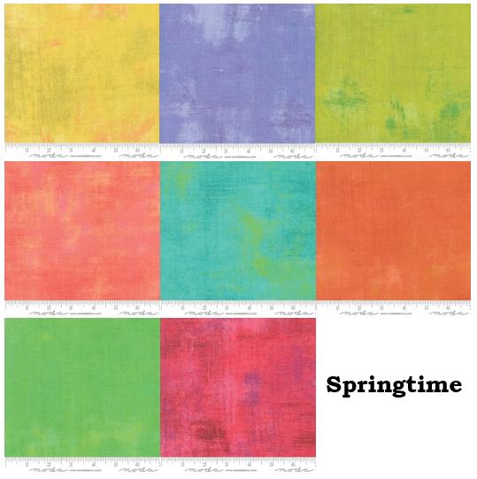 Grunge Bundle Springtime