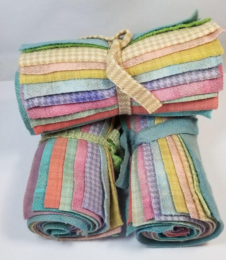 Dirty Dozen Wool Pack-Pastel
