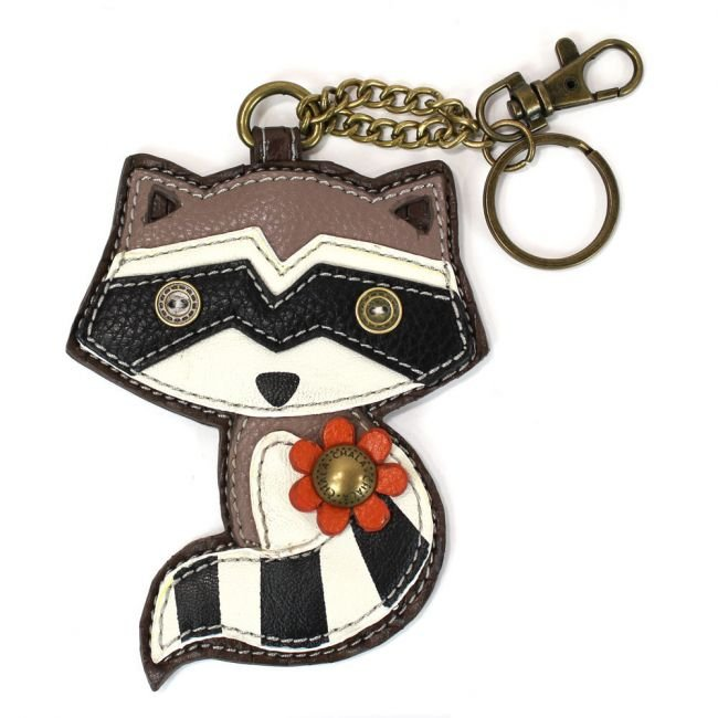 Chala Key Fob Raccoon