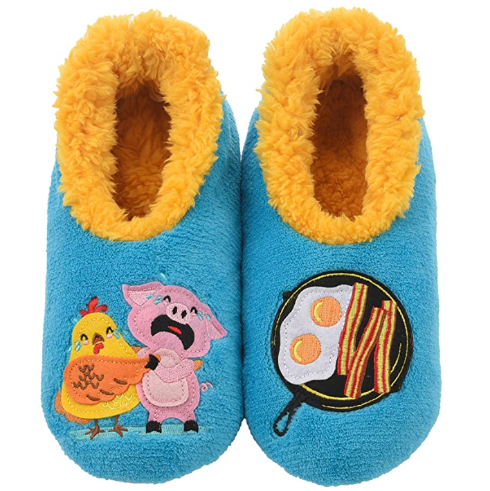 Snoozies Chicken & Pig- Small