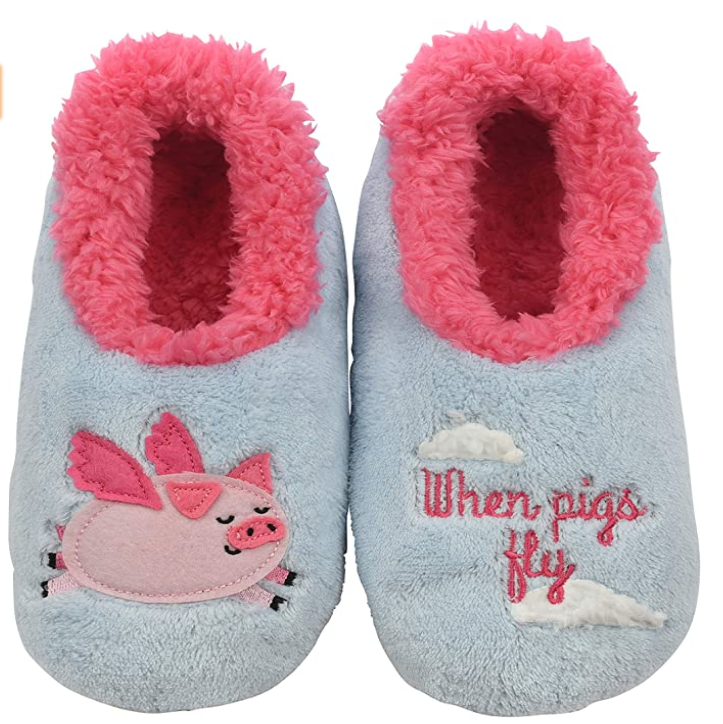 Snoozies When Pigs Fly -Large