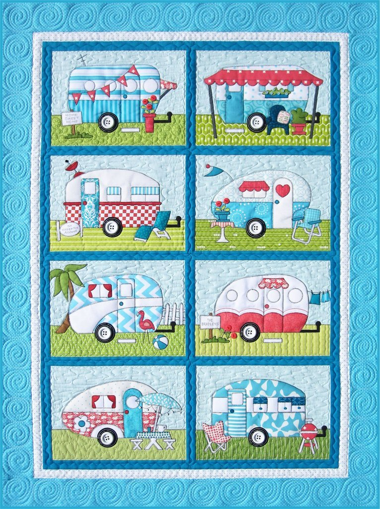 Campers - Quilt Pattern