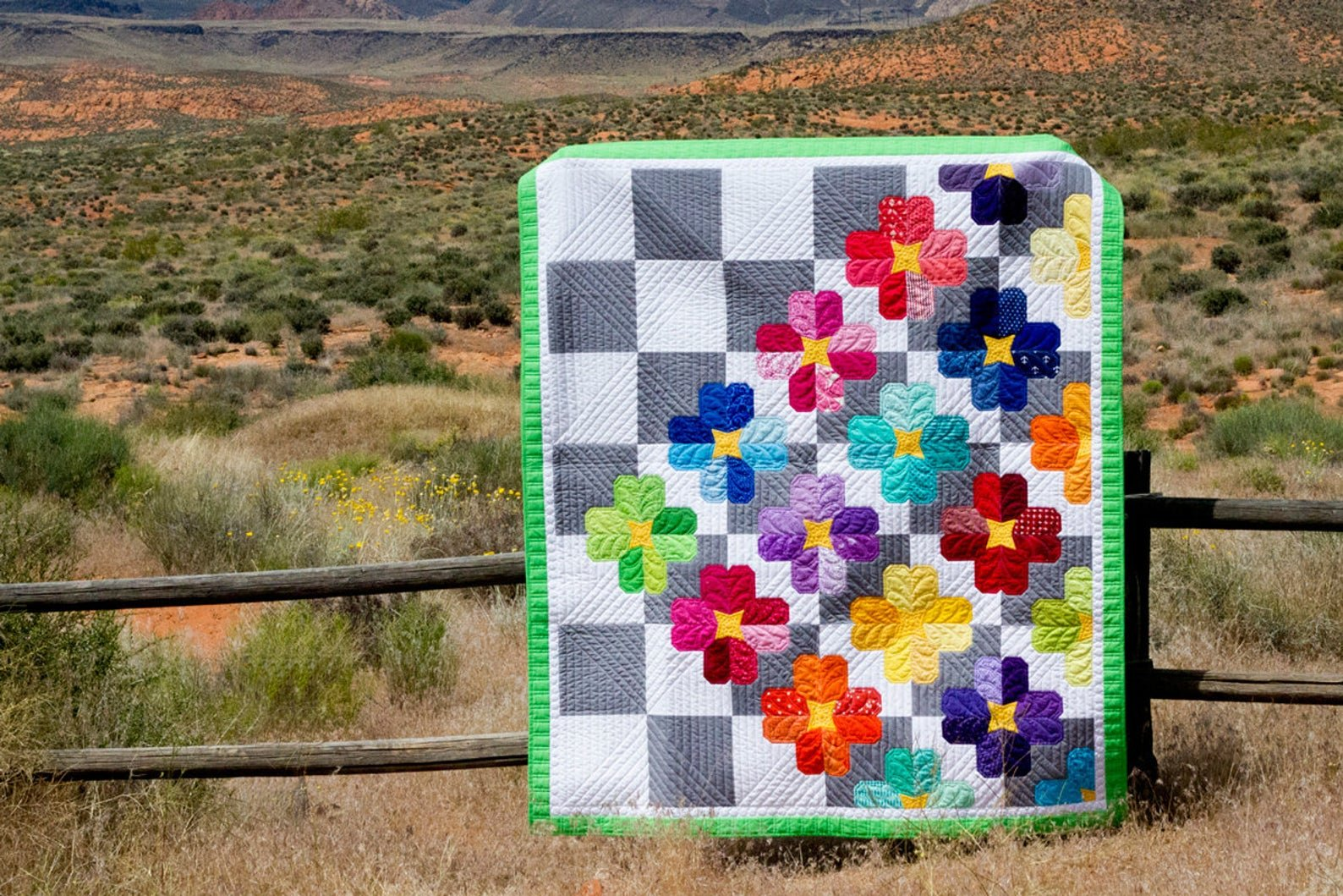 Checkmate - Quilt Pattern