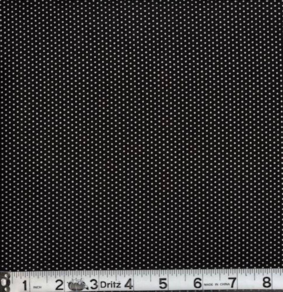Pin Dots Black