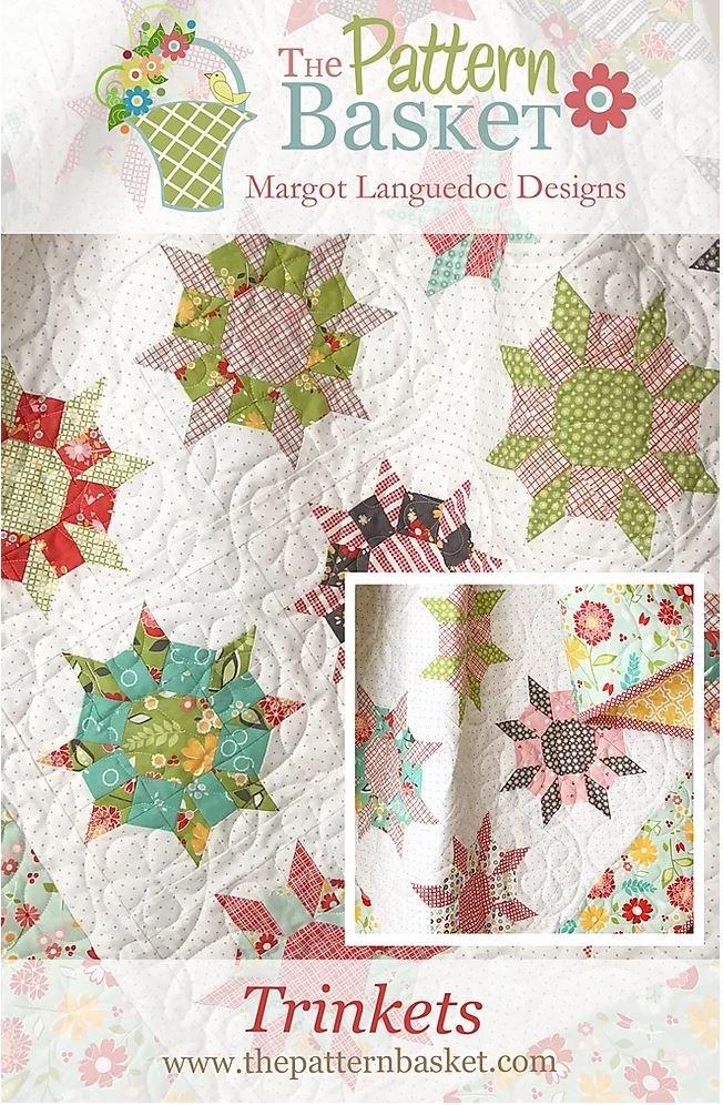 Trinkets Quilt Pattern - The Pattern Basket