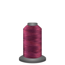 Afinity 1000yds Variegated Poly Wine