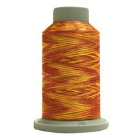 Affinity 1000yds variegated poly Sunset