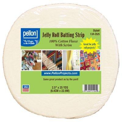 Jelly Roll Batting Strip