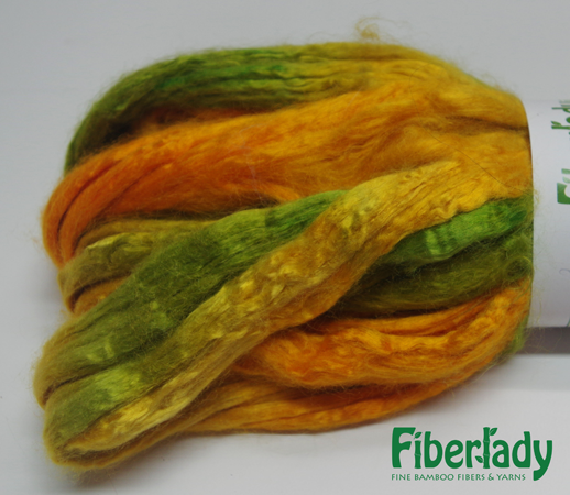 Luxury Bamboo Top Spinning Fiber