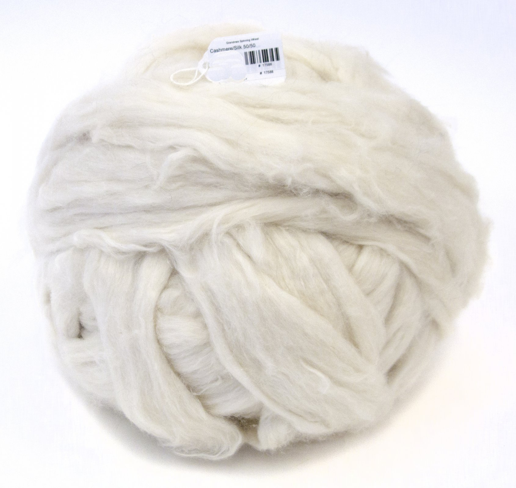 Cashmere/Silk 50/50