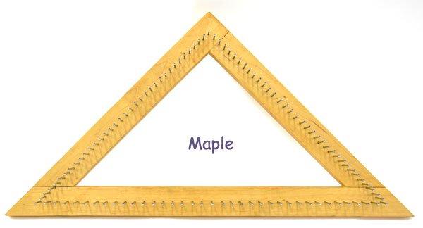 Triangle Loom Maple