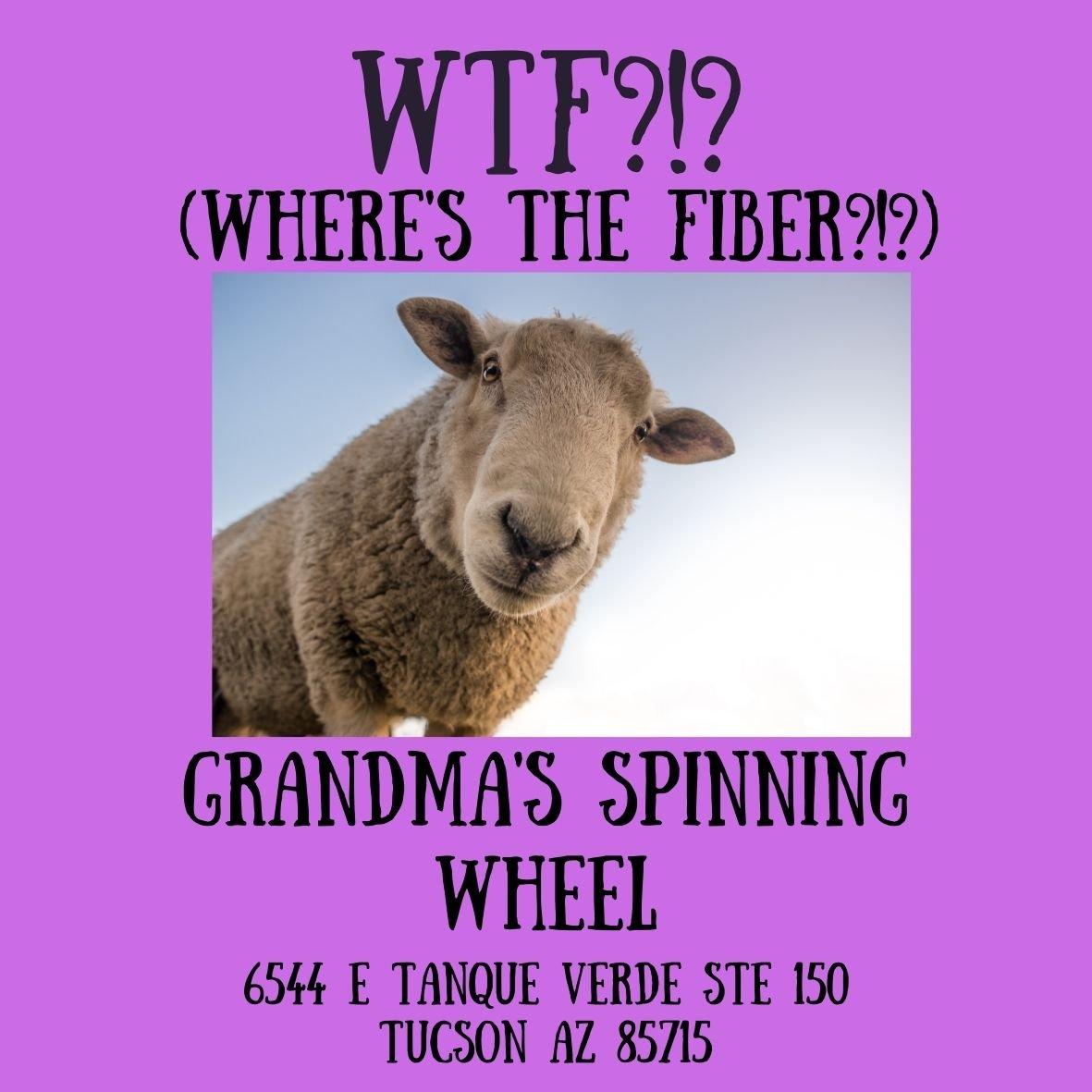 Grandma's  Fingering Yarn Mystery Prescription Subscription