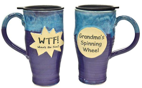 Pawley Travel Mugs