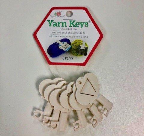 Yarn Keys