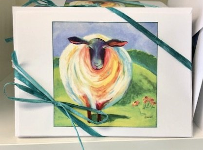 Purl Notecards