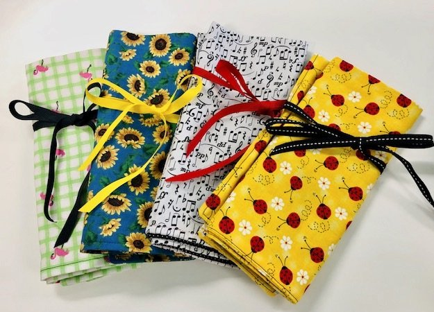 Cotton Needle Cases