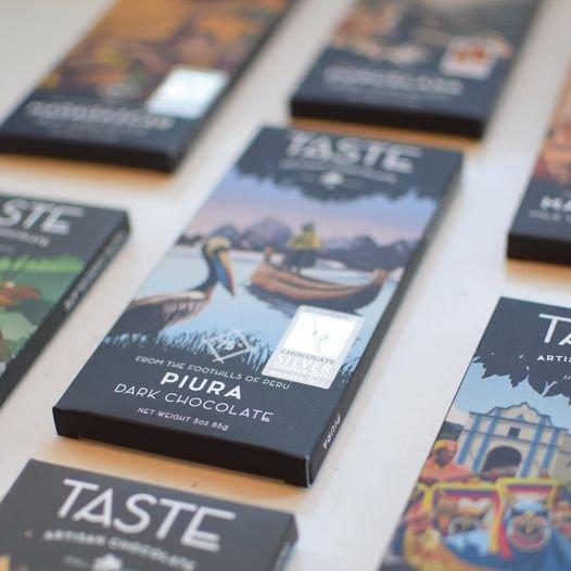 TASTE - LARGE CHOCO BARS