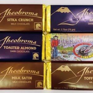 THEOBROMA CHOCOLATE BAR
