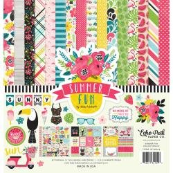 Echo Park - Summer Fun Collection Pack - 12x12