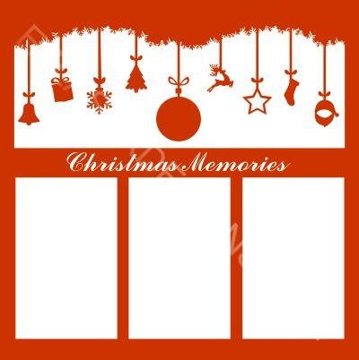 EZ Laser Designs - Christmas Memories