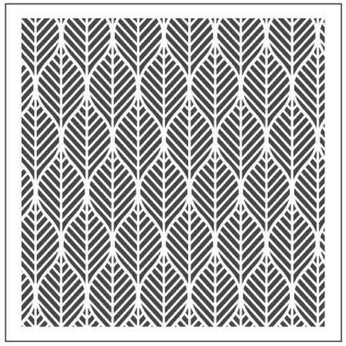 GKD Leafy Stencil 6