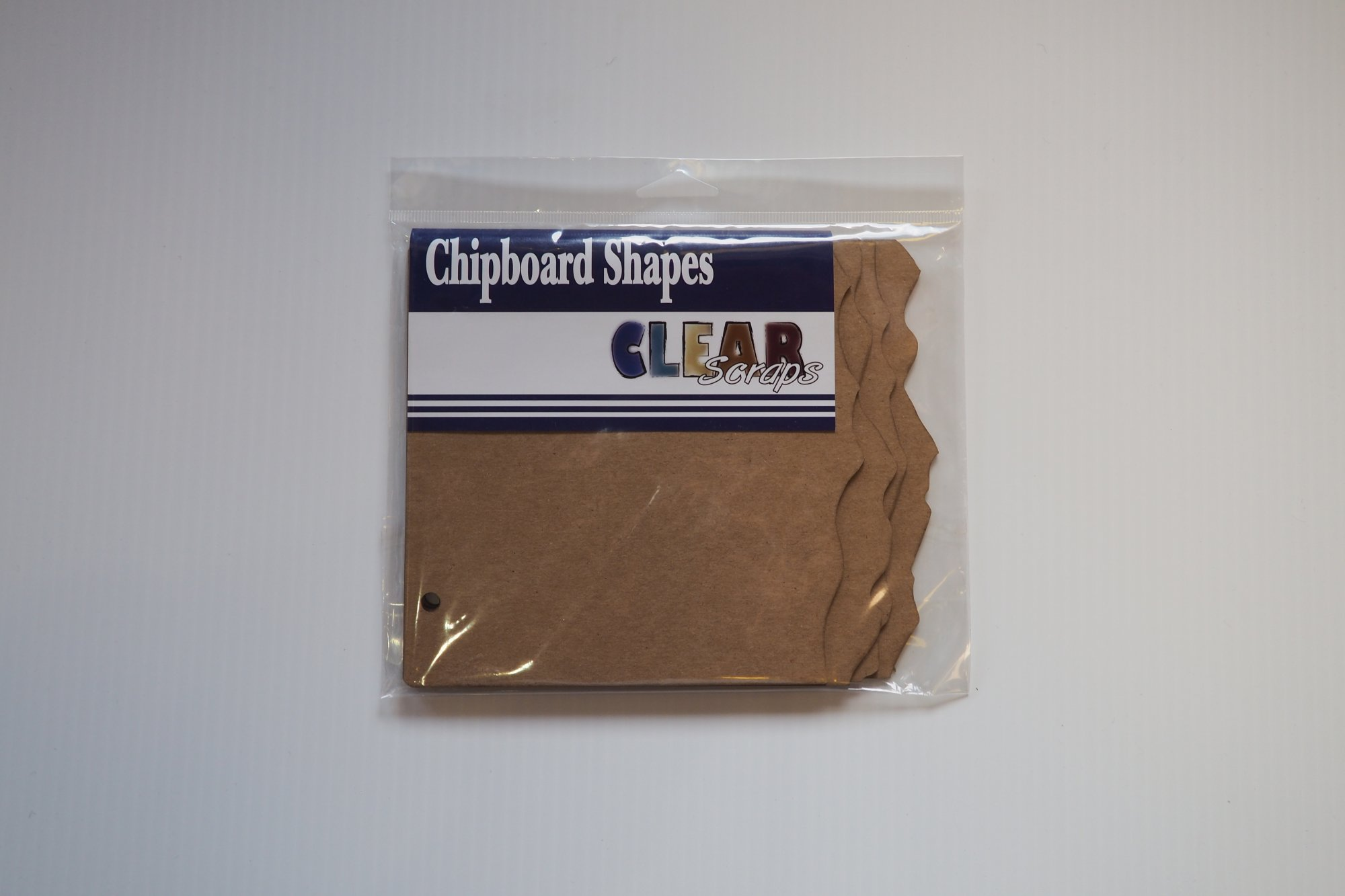 Mountain Chipboard Album