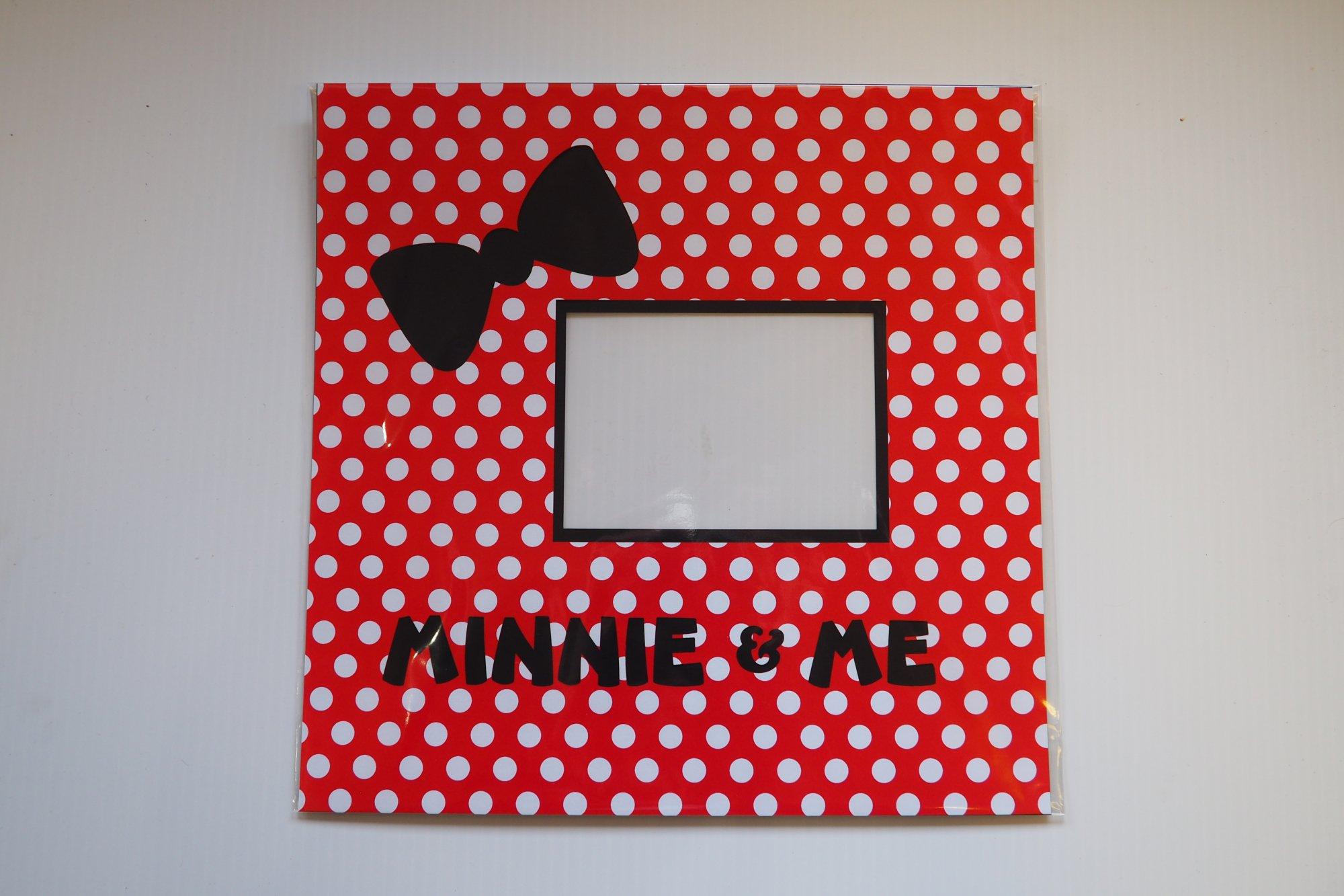 Minnie & Me Overlay