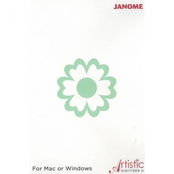 Janome Artistic Digitizer Embroidery Software