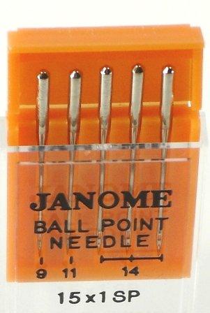 Universal Needles Asst Ball Pt
