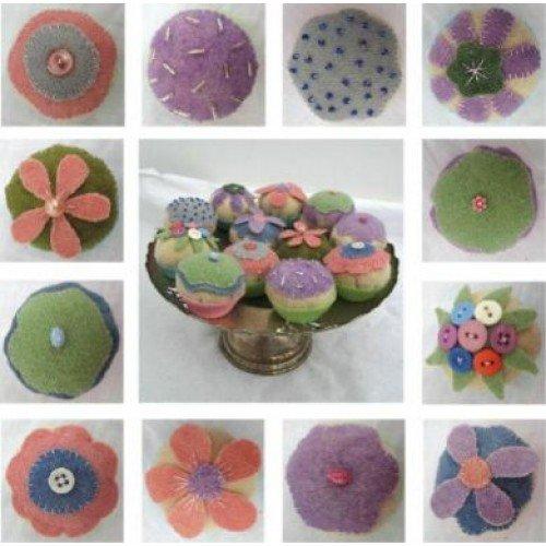 Cupcake Capers Hugs & Kisses Pattern