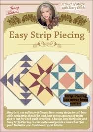 JH8103 Jenny's Easy Strip Piecing