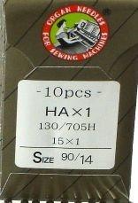 10 PK SZ14 100 Needles #14